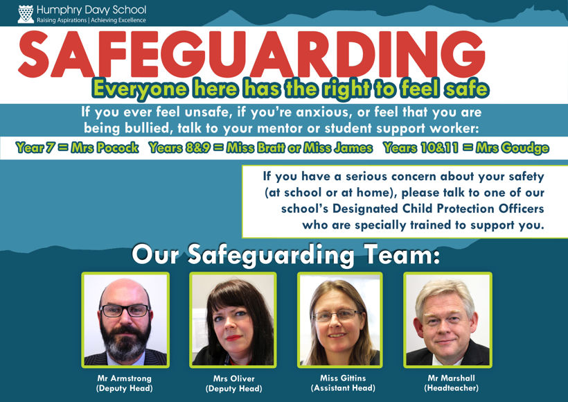 Safeguarding Poster   website 2020