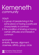 Kemeneth Definition