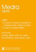 Medra Definition