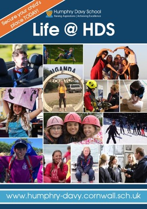 Extra curric newsletter Front cover