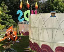 2. Mazey Day   Installation (2)